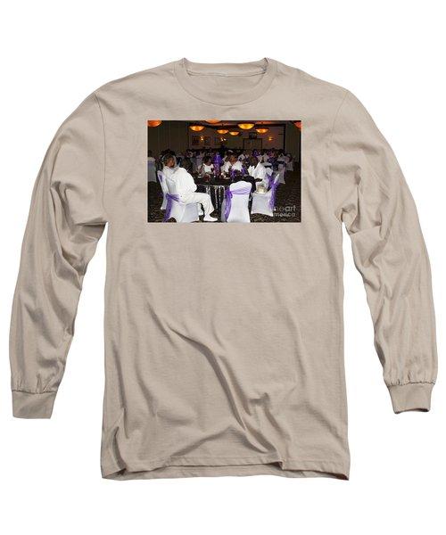 Sanderson - 4553 Long Sleeve T-Shirt by Joe Finney