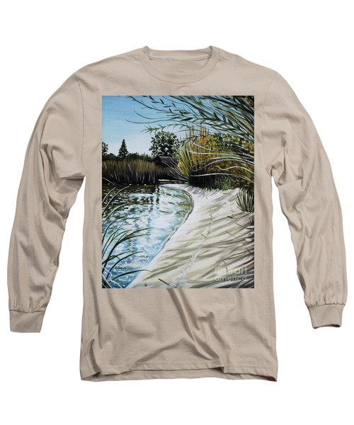 Sandy Reeds Long Sleeve T-Shirt