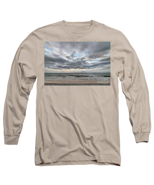 Sanibel Island Seashells Long Sleeve T-Shirt