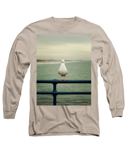 Santa Monica Long Sleeve T-Shirt