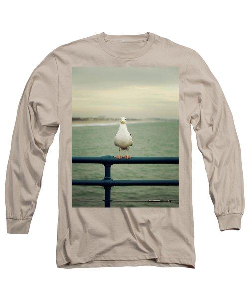 Santa Monica Long Sleeve T-Shirt