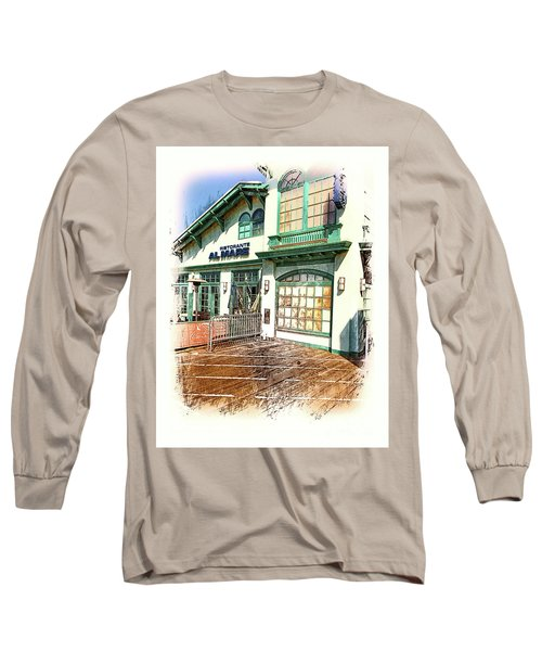 Santa Monica Pier Ver 2 Long Sleeve T-Shirt