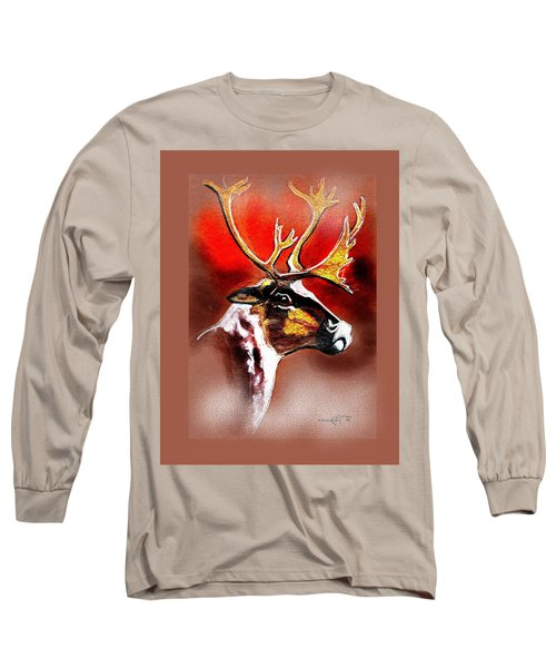 Santas Friend Long Sleeve T-Shirt