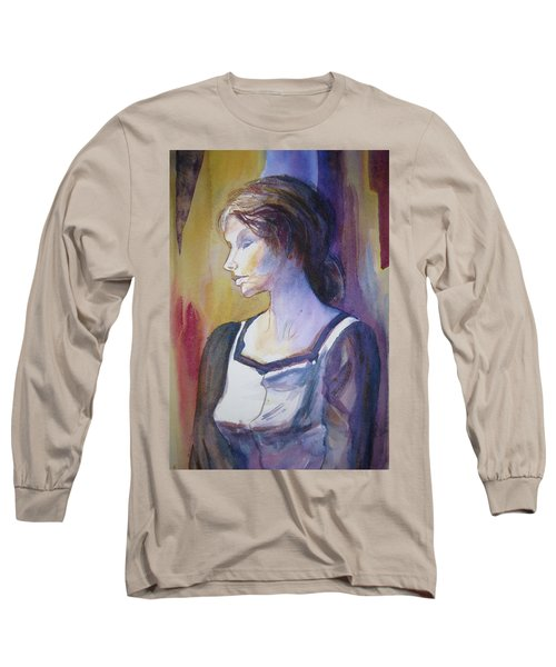 Sarah Sees Long Sleeve T-Shirt