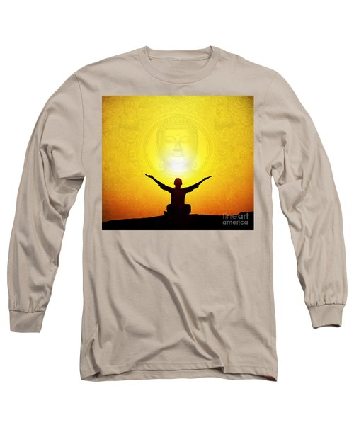 Sat Chit Ananda Long Sleeve T-Shirt