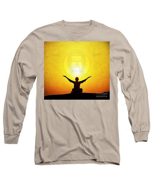 Sat Chit Ananda Long Sleeve T-Shirt