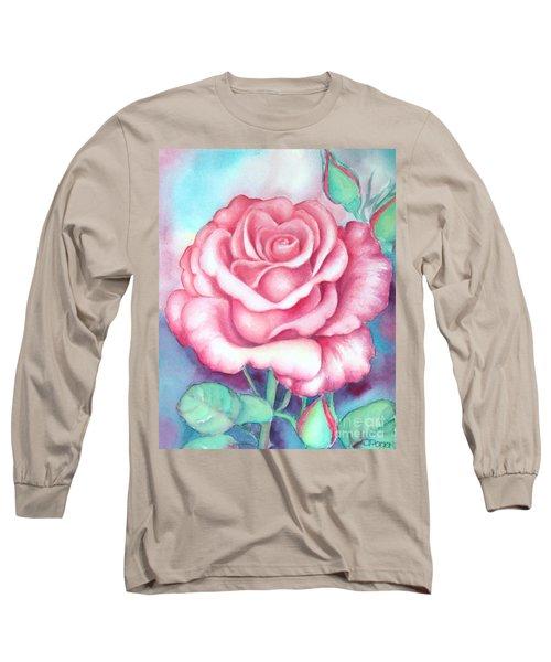Saturday Rose Long Sleeve T-Shirt