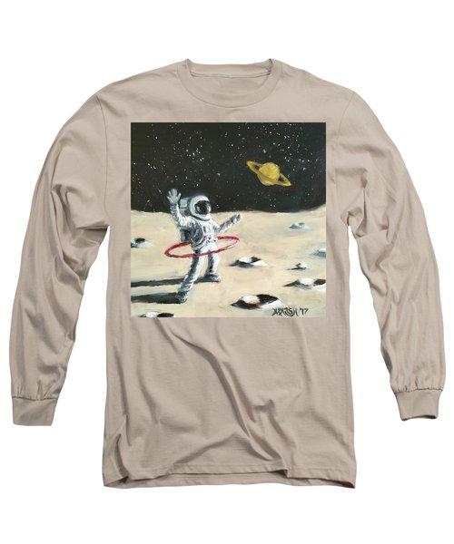 Saturn Ring Long Sleeve T-Shirt