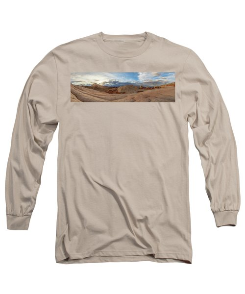 Long Sleeve T-Shirt featuring the photograph Savor The Solitude by Dustin LeFevre