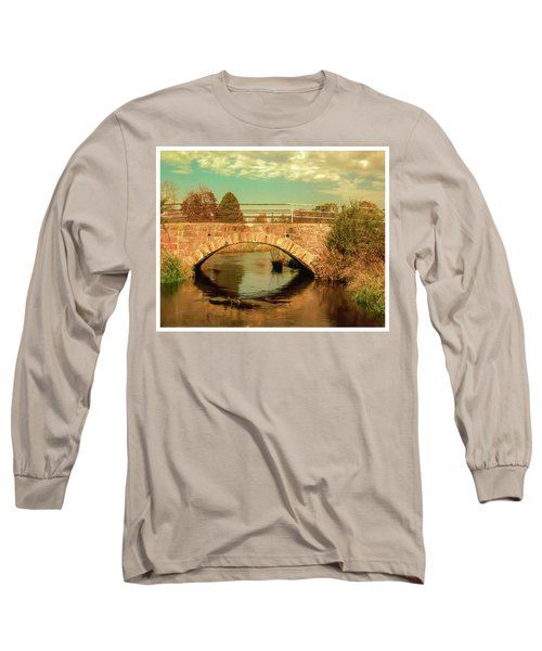 Scandinavia Stone Bridge 1 Long Sleeve T-Shirt