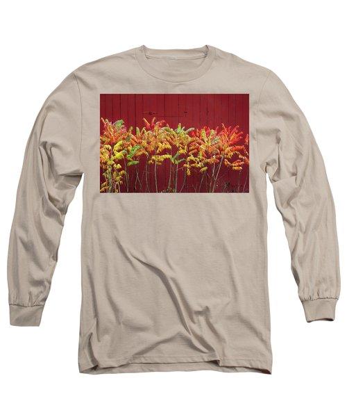 Scandinavia Sumac Long Sleeve T-Shirt