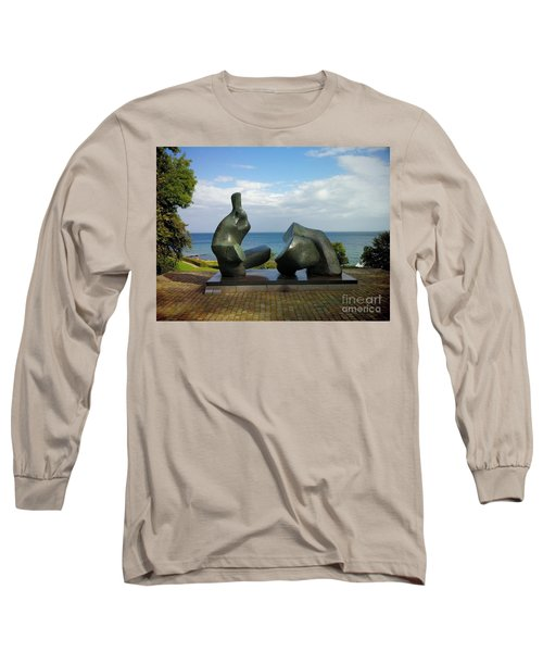 Scapes Of Our Lives #9 Long Sleeve T-Shirt