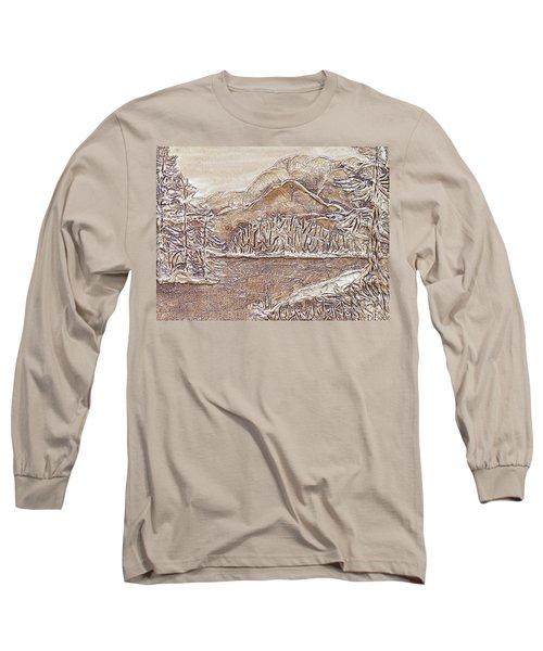 Scareface Mountain Long Sleeve T-Shirt