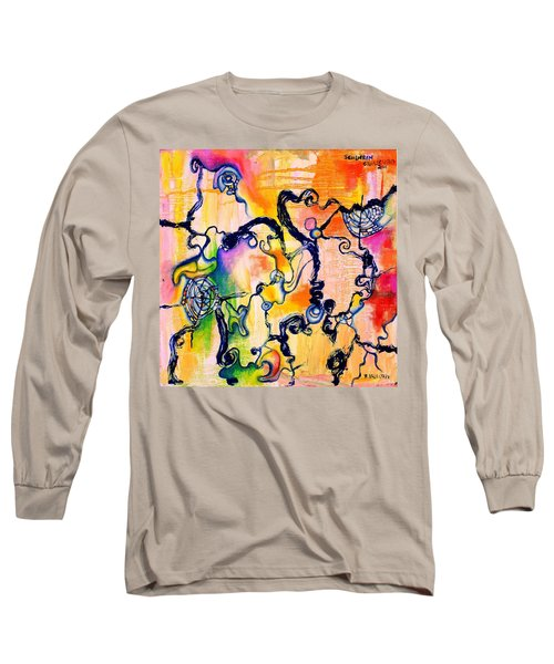 Schlieren Chiarascuro Long Sleeve T-Shirt