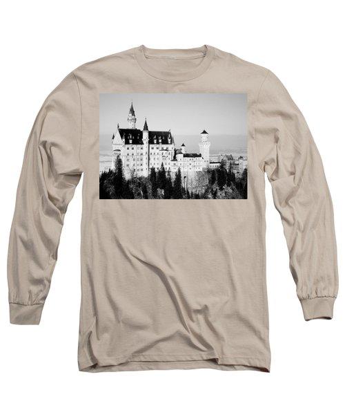 Schloss Neuschwanstein  Long Sleeve T-Shirt