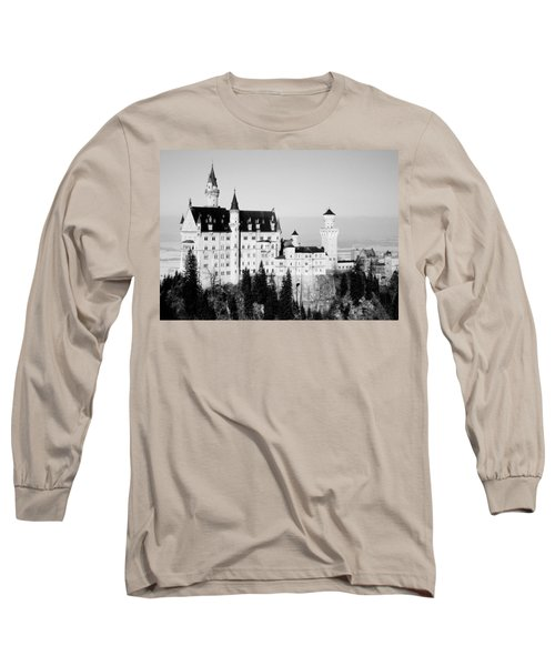Schloss Neuschwanstein  Long Sleeve T-Shirt