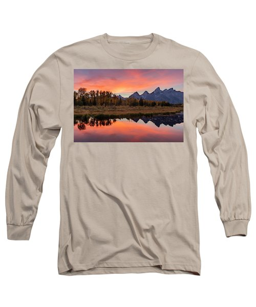 Schwabacher Sunset 2 Long Sleeve T-Shirt