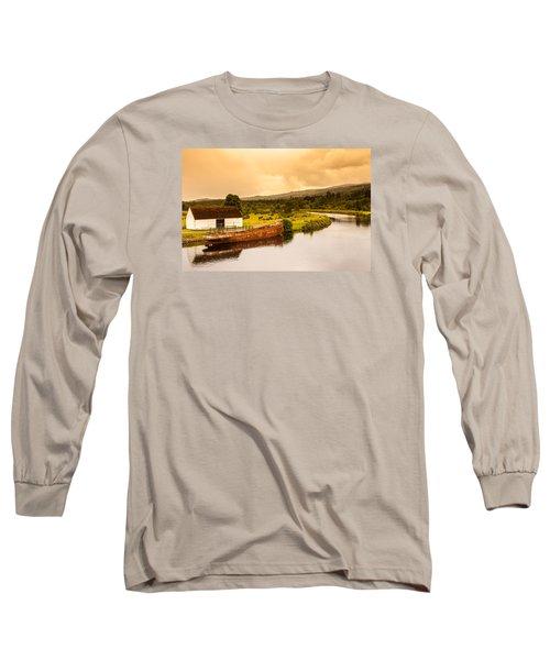 Scottish Loch 2 Long Sleeve T-Shirt