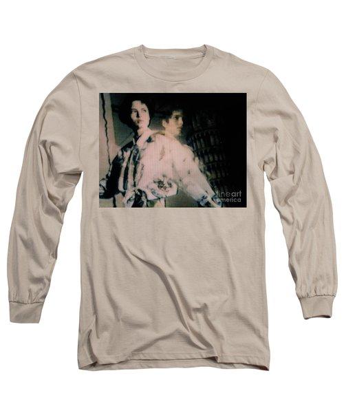 Screen #11 Long Sleeve T-Shirt