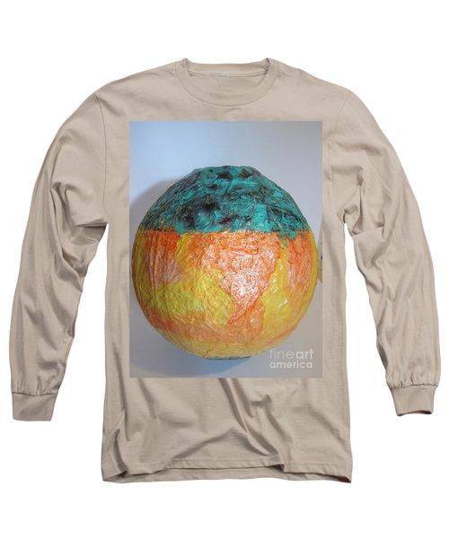 Sculpture Jars 2 Long Sleeve T-Shirt