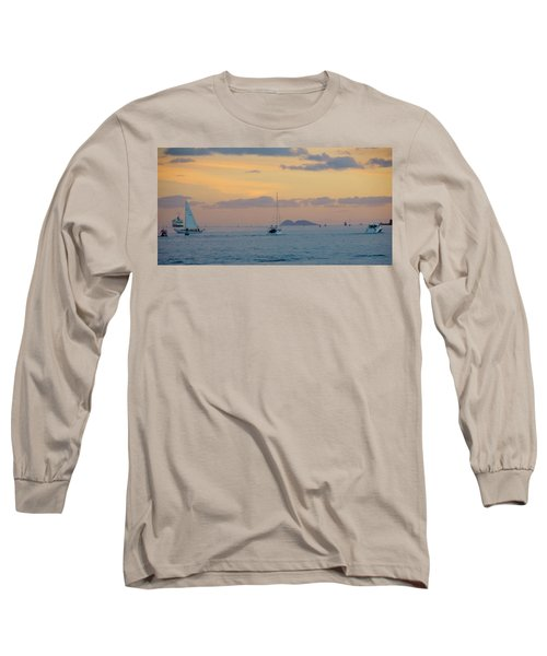 Sd Sumset 1 Long Sleeve T-Shirt