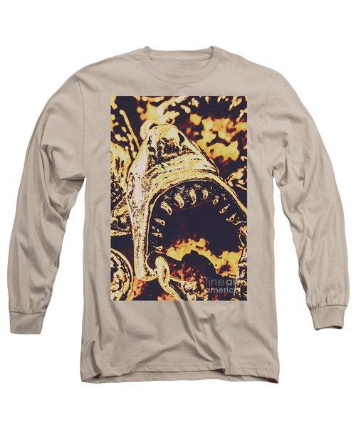 Sea Bites Long Sleeve T-Shirt
