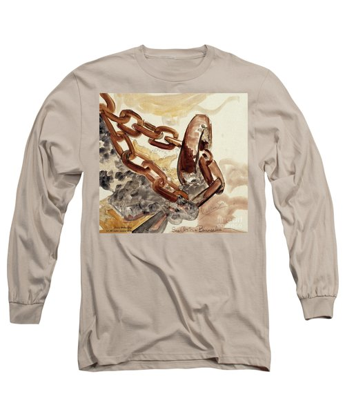 Sea Chain Long Sleeve T-Shirt