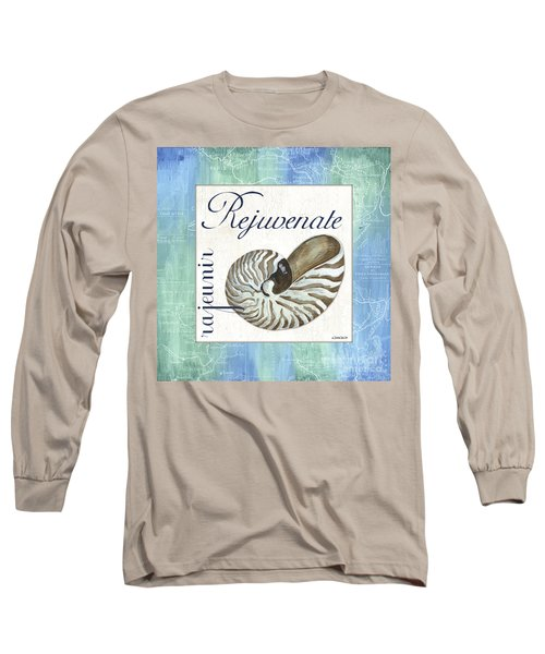 Sea Glass 1 Long Sleeve T-Shirt