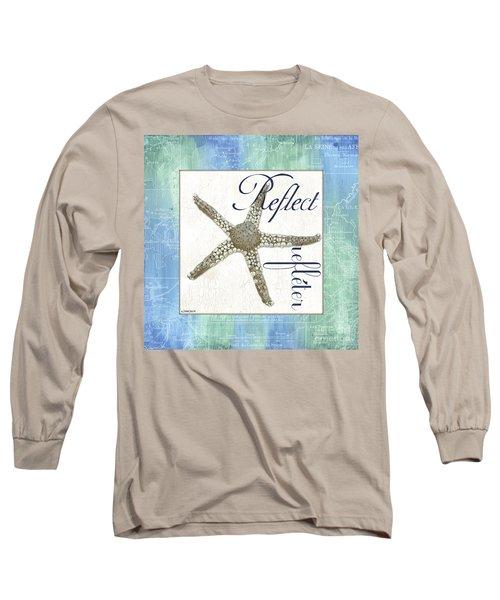 Sea Glass 3 Long Sleeve T-Shirt