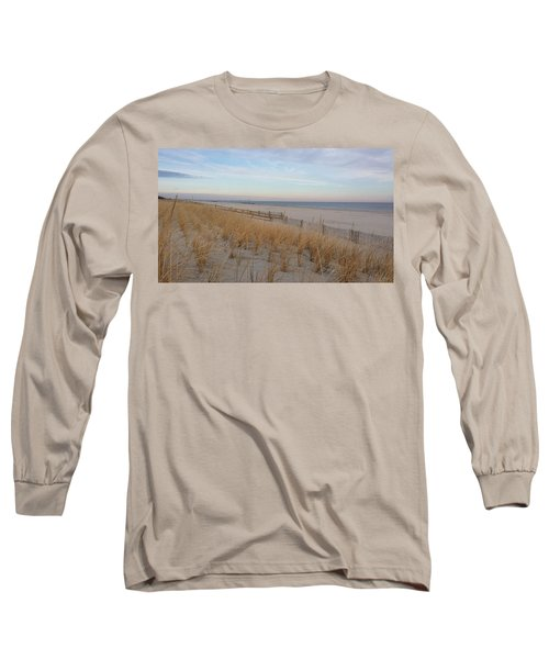 Sea Isle City, N J, Beach Long Sleeve T-Shirt