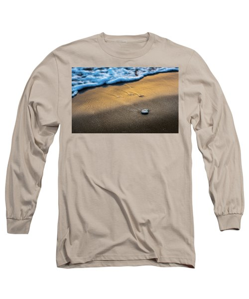 Sea Layers Of Colors Long Sleeve T-Shirt