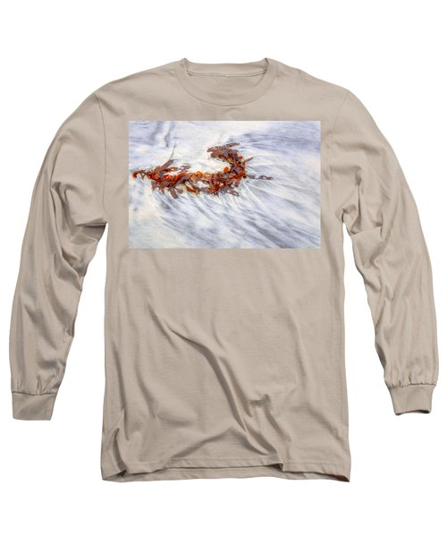 Sea Necklace Long Sleeve T-Shirt