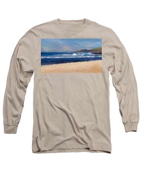 Sea Shore Long Sleeve T-Shirt
