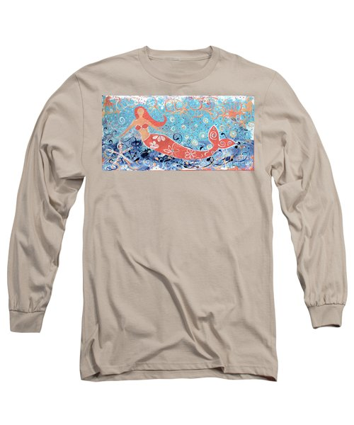 Sea Siren Long Sleeve T-Shirt