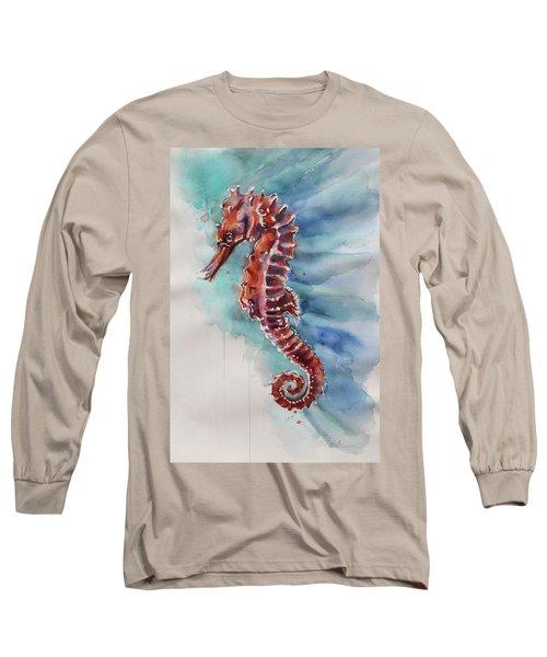 Seahorse 2 Long Sleeve T-Shirt
