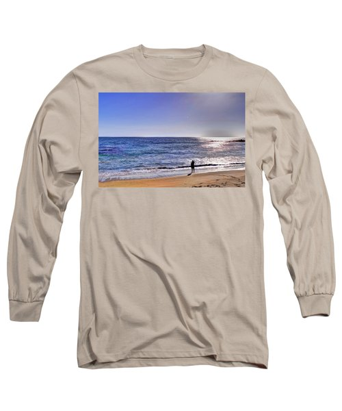Searching To The Sea Long Sleeve T-Shirt