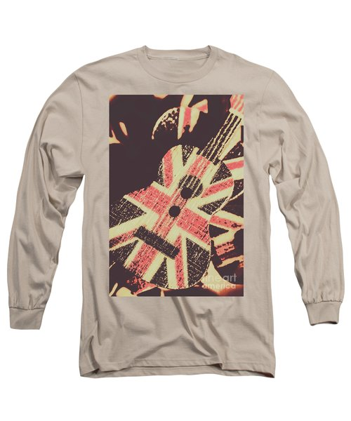 Second British Invasion Long Sleeve T-Shirt