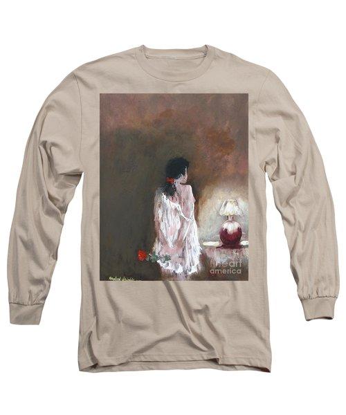 Secret Rose Long Sleeve T-Shirt