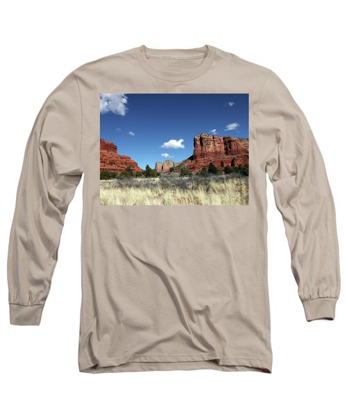 Sedona Desert Long Sleeve T-Shirt