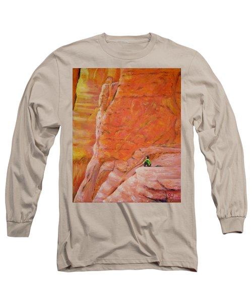 Sedona Rocks Long Sleeve T-Shirt