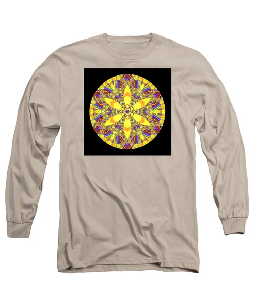 Seed Of Life  Long Sleeve T-Shirt by Robert Thalmeier