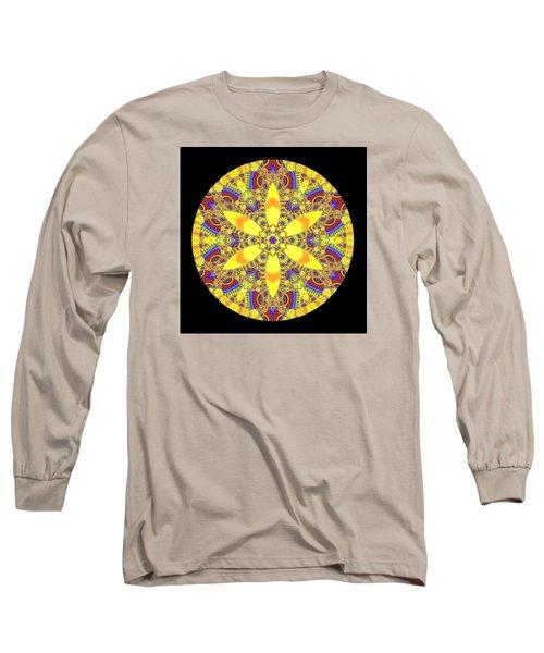 Long Sleeve T-Shirt featuring the digital art Seed Of Life  by Robert Thalmeier