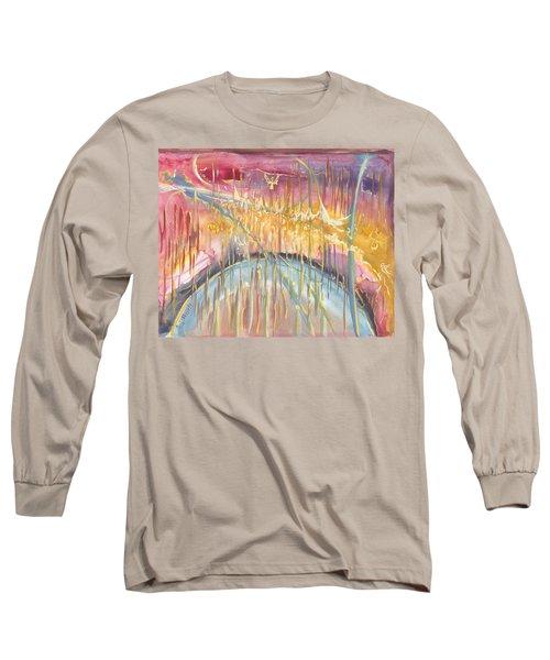 Seeds Of An Angel Long Sleeve T-Shirt