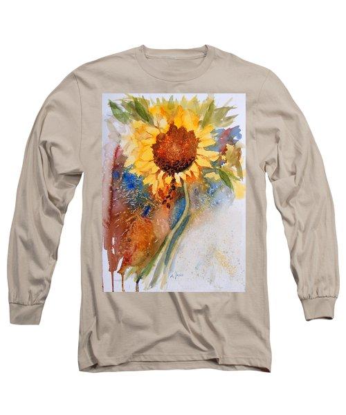 Seeds Of The Sun Long Sleeve T-Shirt