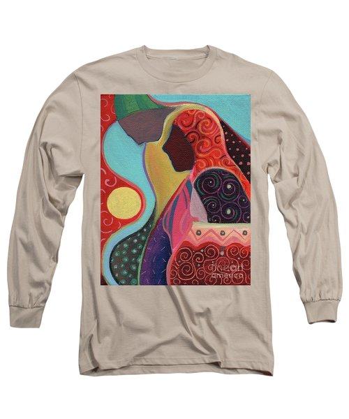 Seeking Shelter Long Sleeve T-Shirt
