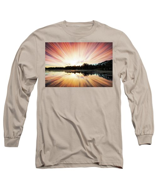 Seeleys Bay Explosion Long Sleeve T-Shirt