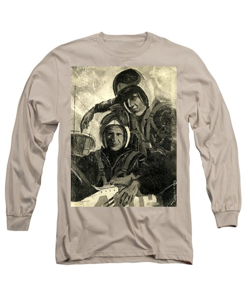 Self-portrait 1975 Long Sleeve T-Shirt