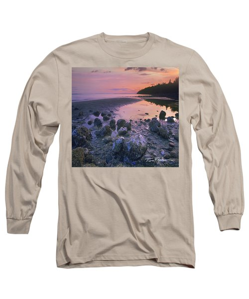 Semiahmoo Bay Long Sleeve T-Shirt