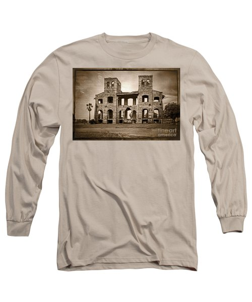 Seminary Ruins Long Sleeve T-Shirt