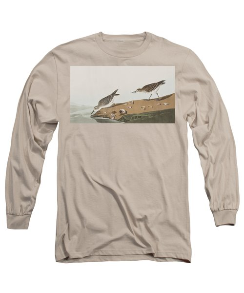 Semipalmated Sandpiper Long Sleeve T-Shirt